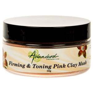 Firming and Toning Pink Clay Mask