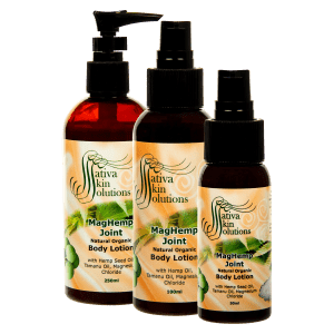 MagHemp Joint Relief Body Lotion