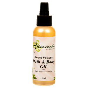 Sweet Vetiver Bath and Body Oil
