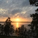 Silverwaters Accommodation - Sunrise