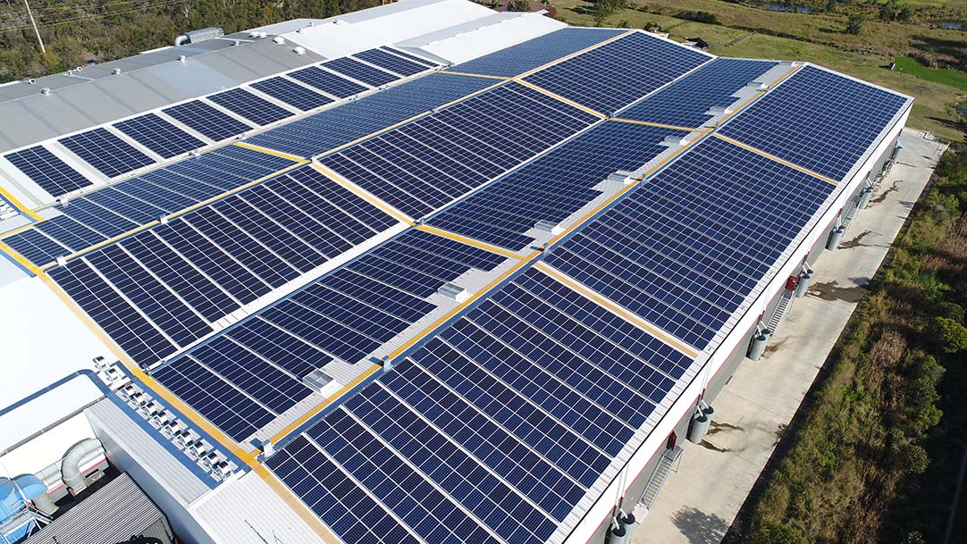 Solar Panel Installation by Earth Connect Australia