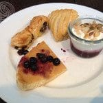 Pastries & Yoghurt at Rydges Capital Hill Canberra Breakfast Buffet