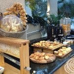 Pastries & Cereals at Rydges Capital Hill Canberra Breakfast Buffet