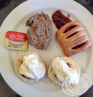 Rydges Horizons Rise Scones and Pastry