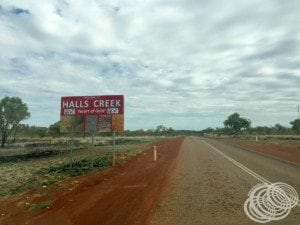 Welcome to Halls Creek