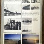 Derby Jetty history at the tourist information centre