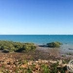 Our view at Roebuck Bay