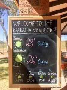 Welcome to Karratha Visitor Centre
