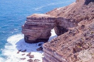 The Natural Bridge at Kalbarri