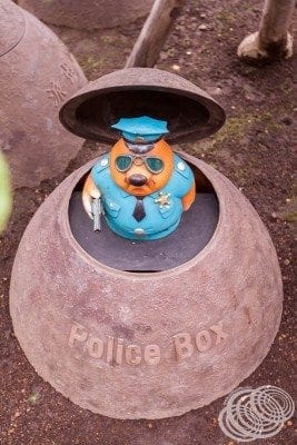 Look out, police
