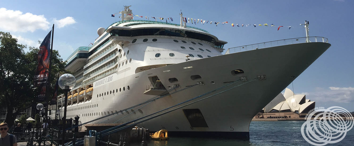 Radiance of the Seas at Circular Quay