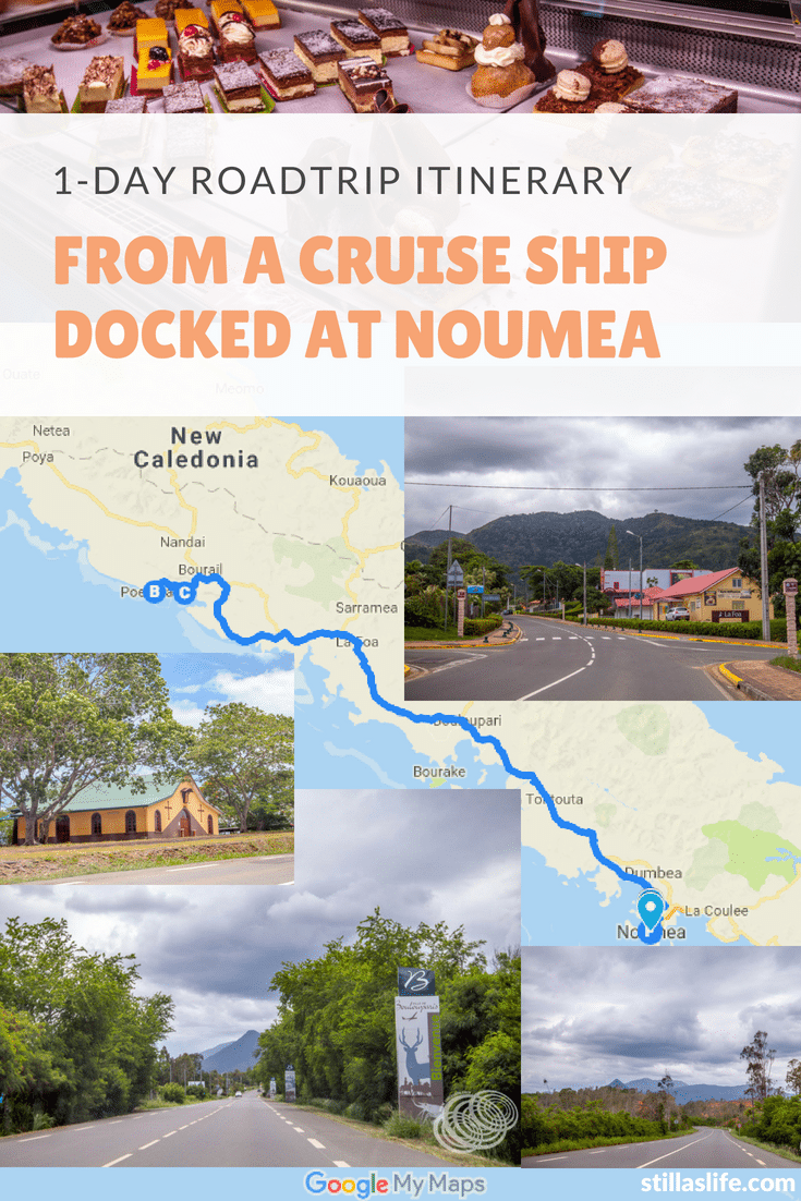 Noumea is nothing like the other ports frequented by cruise ships in New Caledonia and Vanuatu. There is a lot of heavy industry here from mining, but head out of the city for the day and beauty awaits!