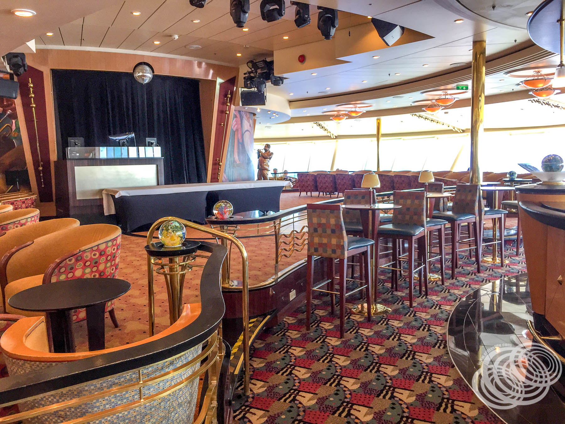 Dizzy's Club on Explorer of the Seas