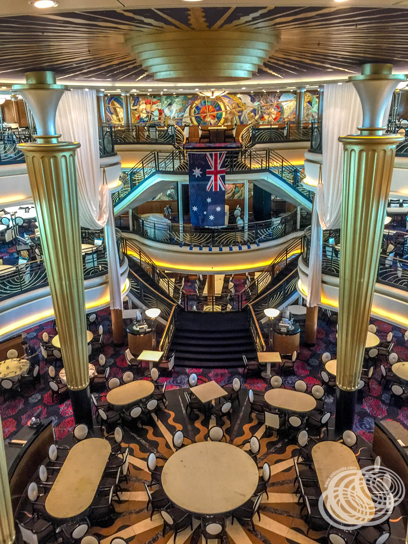 Explorer of the Seas Main Dining Room