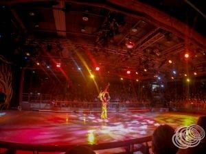 Ice Skating Show on Explorer of the Seas