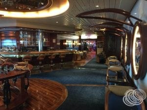 The Schooner Bar on Explorer of the Seas