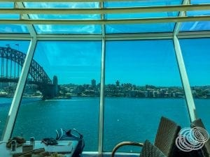 The View from Windjammer Cafe on Explorer of the Seas