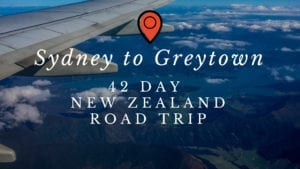 New Zealand Roadtrip Vlog Day 1
