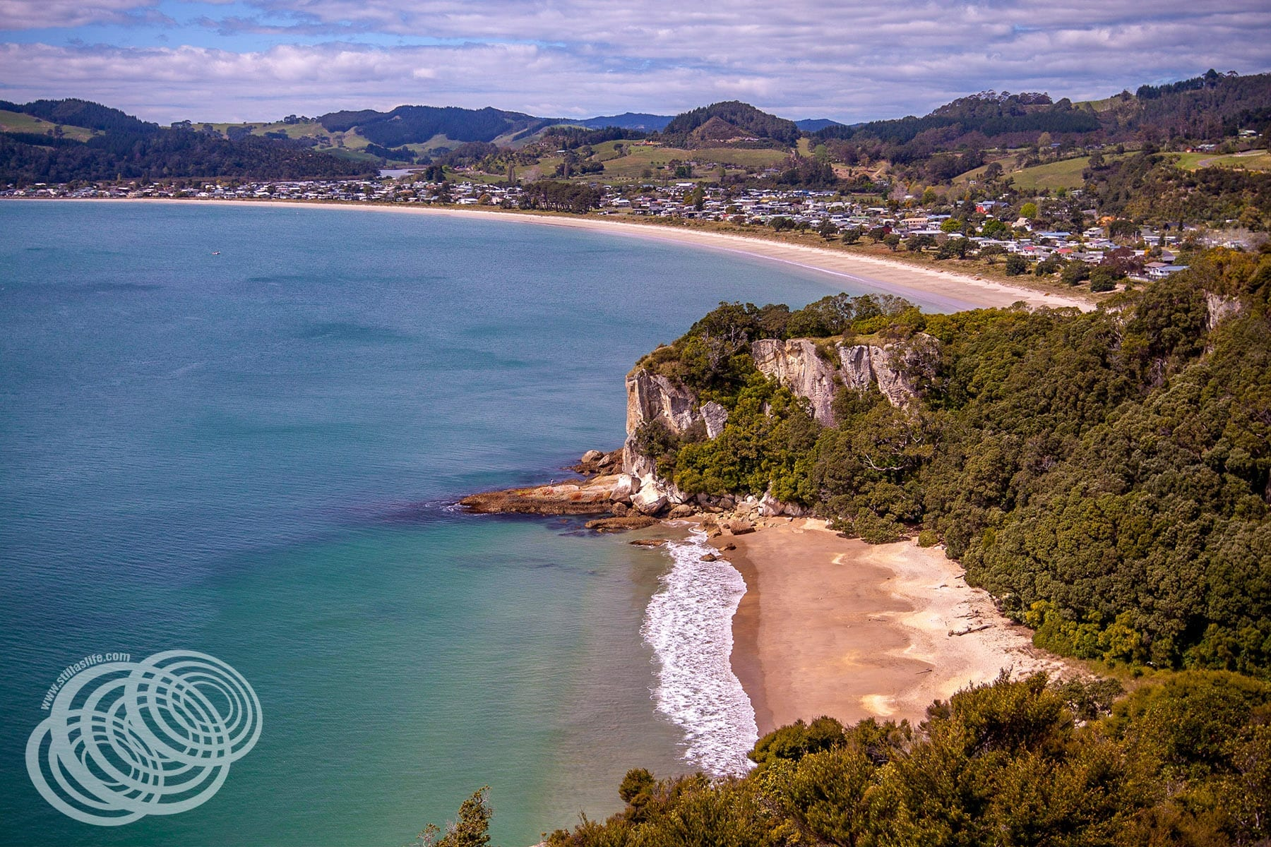 Shakespeare Point Lookout View