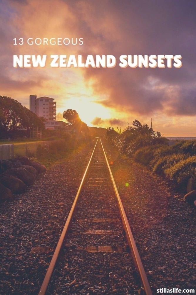 13 Gorgeous NZ Sunsets 1