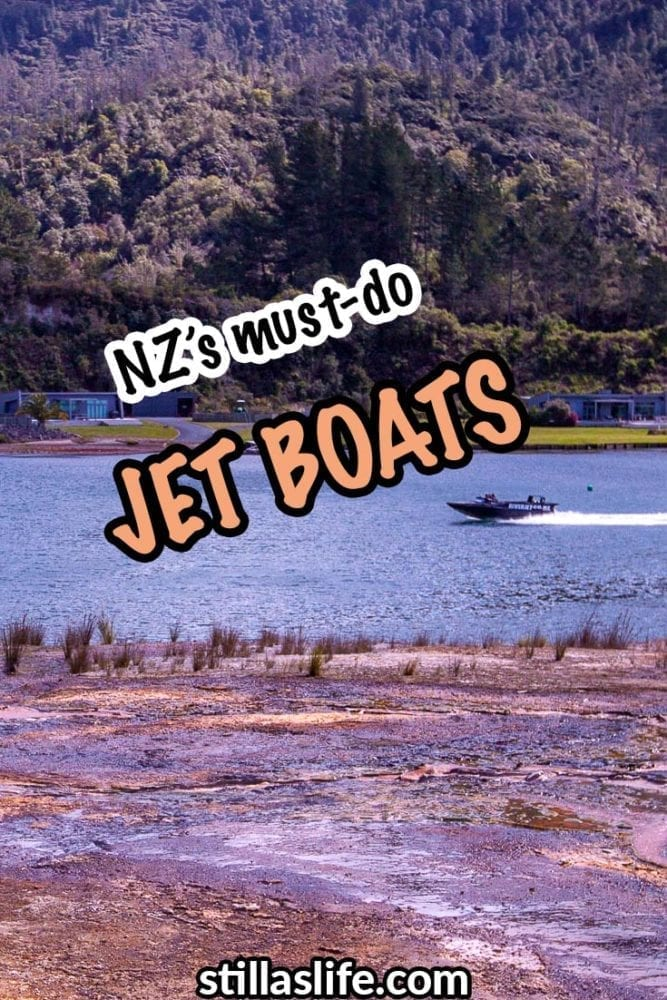 Must-Do Jet Boats in NZ
