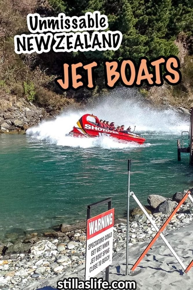 Unforgettable New Zealand Jet Boats