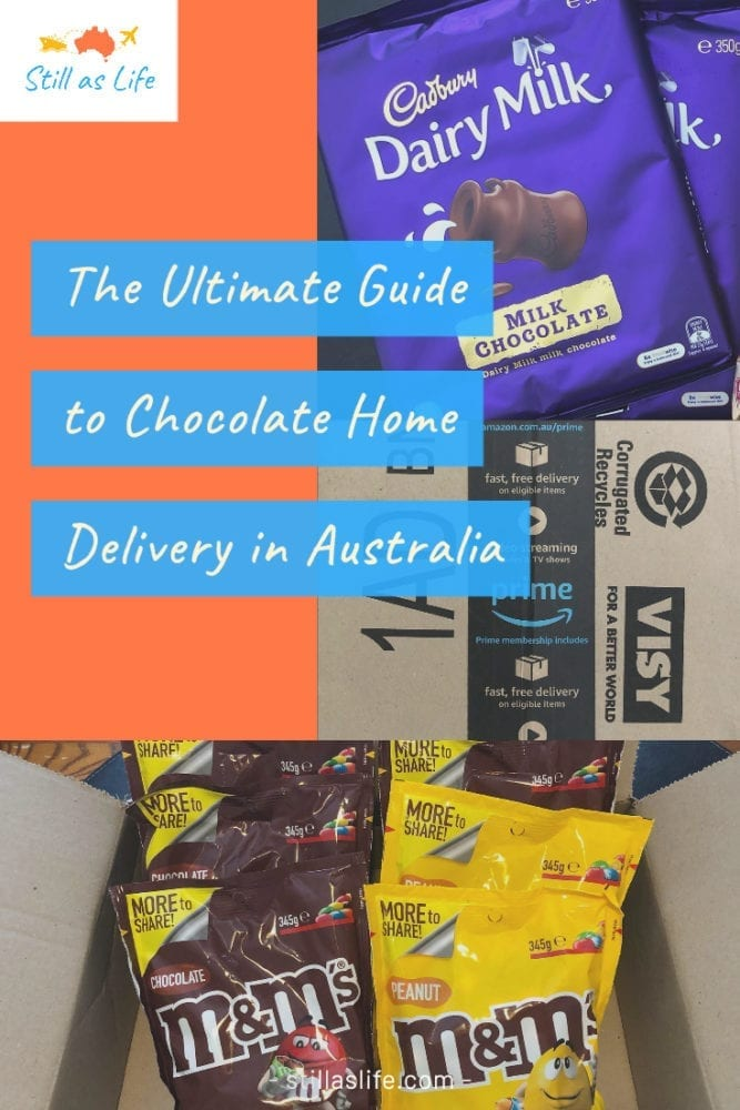 The Ultimate Guide to Chocolate Home Delivery in Australia Pin
