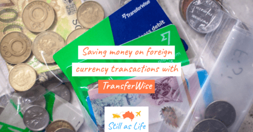 Saving money with TransferWise Pin 1