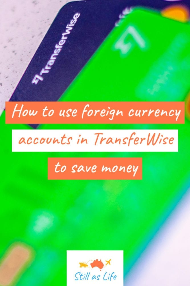 Saving money with TransferWise Pin 4