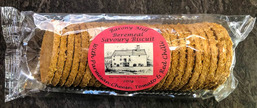 Beremeal Savoury Biscuits