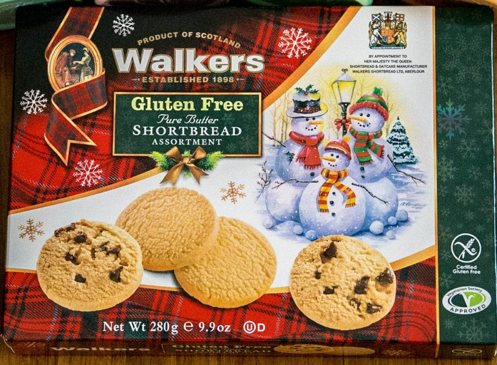 GF Walkers Scottish Shortbread